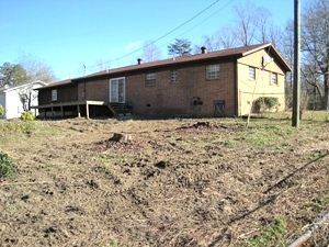 SOLD! Brick home, 5747 Hwy. 25 So. in Pleasant View, good neighborhood, $39,000 or best offer!