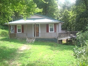 Sold! 109 Ted Ball Rd. - Ready to live in but could use some TLC - 2 acres more or less - reduced $26,900