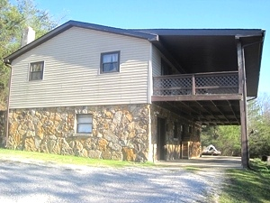 Sold!! 201 Scenic Dr., W-burg, Walk out bsmnt. 3BR, 2 baths large 2 acre private lot in the city limits$94,500