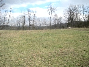 SOLD! 756 Ballard Ford  Rd., Williamsburg, KY - 1.007 acre lot w/septic systemündrgrnd electric, water on site & a view of Cumberland River. $13,900