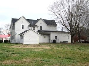 Sold! 222 SO. 11TH ST., WMSBG  |  LOTS OF SPACE IN THIS TWO-STORY FRAME HOUSE!  $89,900 OR BEST OFFER