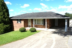 REDUCED! Brick home on a nice lot located at 100 Rice Street in Williamsburg. New carpet, fresh paint, 3 bedroom, 2 full baths;