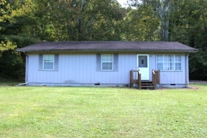 Sold!! 1435 Brown's Creek Rd. | House and 19 acres+-, 3 bdrms., bath eat-in kitchen, , living rm.