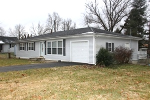 SOLD ! 103 Ohio Lane, London, KY |  Frame house (1972 SF) with 3 bdrms $89,900