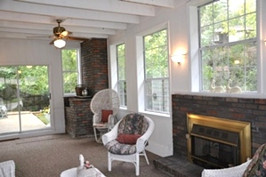 SOLD! 618 South 2nd St., Wmsbg   Newly renovated 10 rm 2 story frame home w/4 bdrms, 2 baths