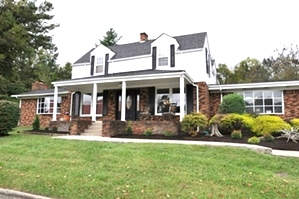 SOLD! 618 South 2nd St., Wmsbg | Newly renovated 10 rm 2 story frame home w/4 bdrms, 2 baths