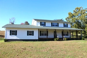 REDUCED! 124 Mt. Pleasant Rd., Strunk (McCreary Co.)  | 2400sf of living space, 5 bedrooms w/a bonus room