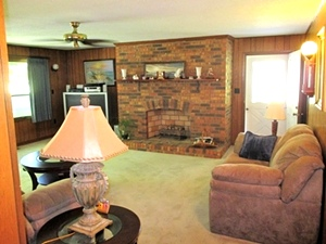SOLD! 574 Moore Rd., Williamsburg | Brick ranch style home with over 2500 sf of living space.