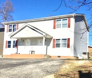 Attention investors!!  410 15th St.  Rental property - Duplex