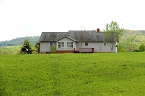 SALE PENDING 1764 Rocky Point Rd., Williamsburg   (FREE GAS)   Ridge view farm consisting of 19.68 well maintained, surveyed and fenced acres,