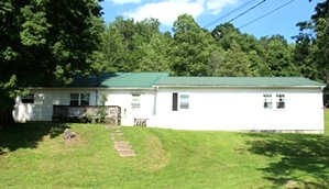 Reduced! | 670 Liberty School Rd., Williamsburgn| 3 acres, 1500+/- sf frame home, storage building, hewn log barn