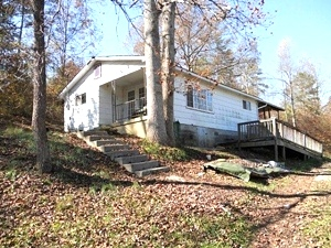 SOLD! Rural setting is part of the appeal of this property located at 149 New Bennett Branch Rd. Siler, Ky