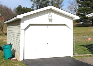 Sold! 184 Scuffletown Rd., Corbin | Frame house, 2 bdrm., large level lot, great location! $69,000