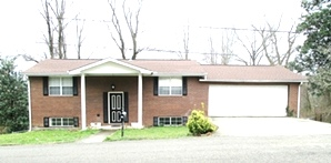 SOLD  115 W. Haven Drive, Wmsbg | Brick home in a good location! Lots of space in this one...