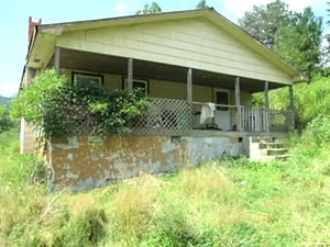 Sold!  Foreclosed Home!  353 Tye Hollow Rd., Williamsburg, KY