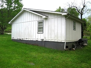 SOLD 1371 Hwy 26, Williamsburg   Two bedroom frame home on a large lot that needs some repairs.