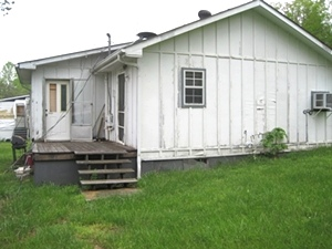 SOLD 1371 Hwy 26, Williamsburg | Two bedroom frame home on a large lot that needs some repairs.