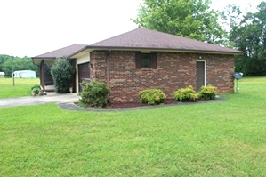 Sold! 5386 N Hwy 25w, Williamsburg | 2.37 acres, 2 bdrm brick home
