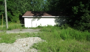 sold .267 +/- acres located on Old Corbin Pike with a 28'X32' building that has electric and insulation in the walls