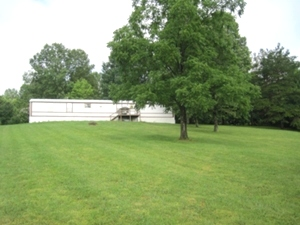 SOLD  42 Logan Rd., Corbin |  Home in the country! 1.2  acres and a 1999 16 X 80, 3 bdrm., 2 bath mobile home