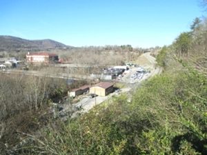 6 acres on Old Corbin Pike, Williamsburg |6 ac. overlooking the city, Cumberland River and University of the Cumberlands